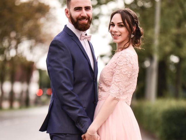 Hochzeitsbilder modern und natürlich